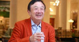Huawei CEO Honor Brand Ren Zhengfei