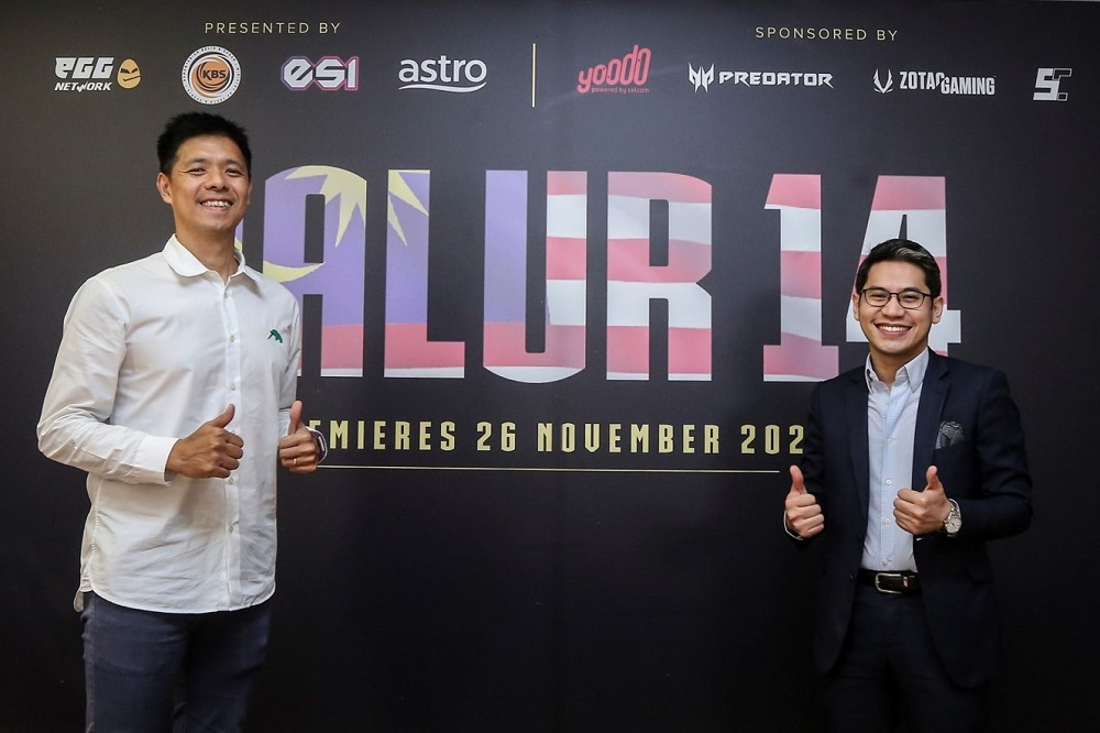 Jalur 14 Launch