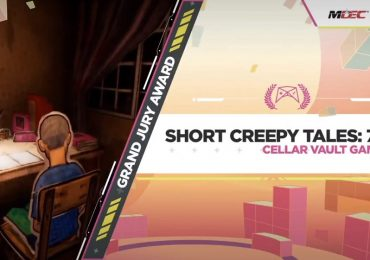 Level Up KL SEA Game Awards Grand Jury Award Short Creepy Tales 7PM