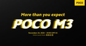 POCO M3 Launch Globally November Redmi Note 10 4G