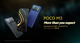 POCO M3 Specifications Design Revealed