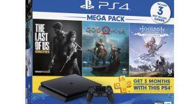 PS4 Mega Pack
