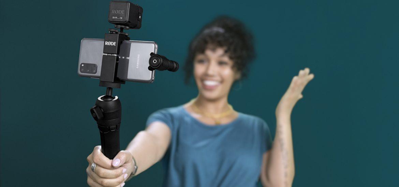 Rode vlogger kits for smartphones