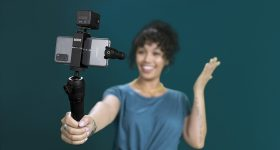 Rode vlogger kits for smartphones