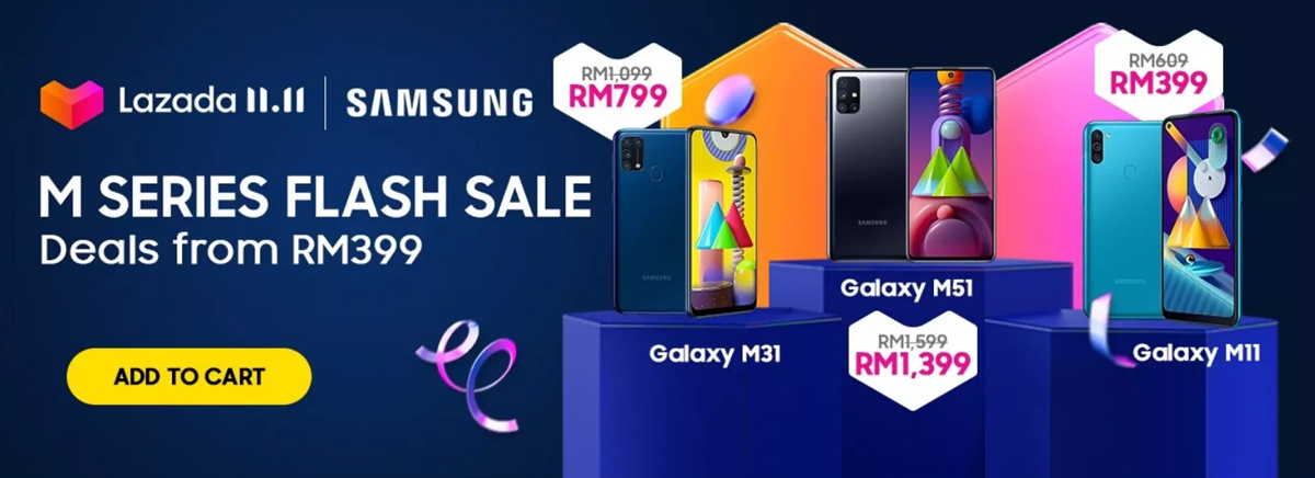 Samsung 11.11 Sale Deals Smartphones Galaxy S20 FE LTE