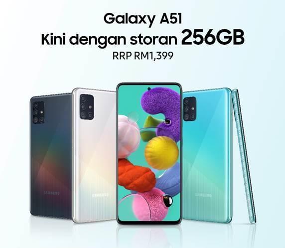 Samsung Galaxy A51 256GB