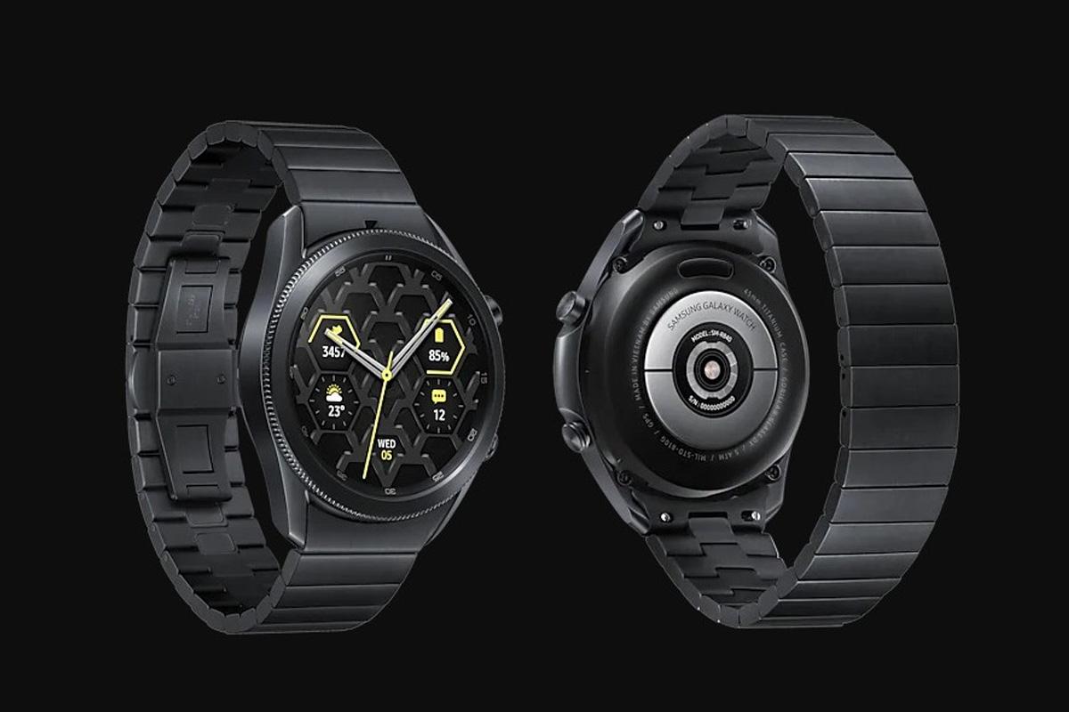 Samsung Galaxy Watch3 Titanium 45mm Malaysia