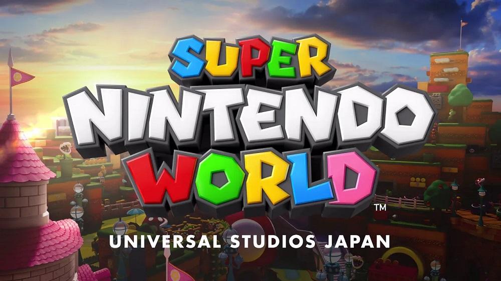 Super Nintendo World USJ