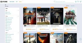 Ubisoft 11.11 sale