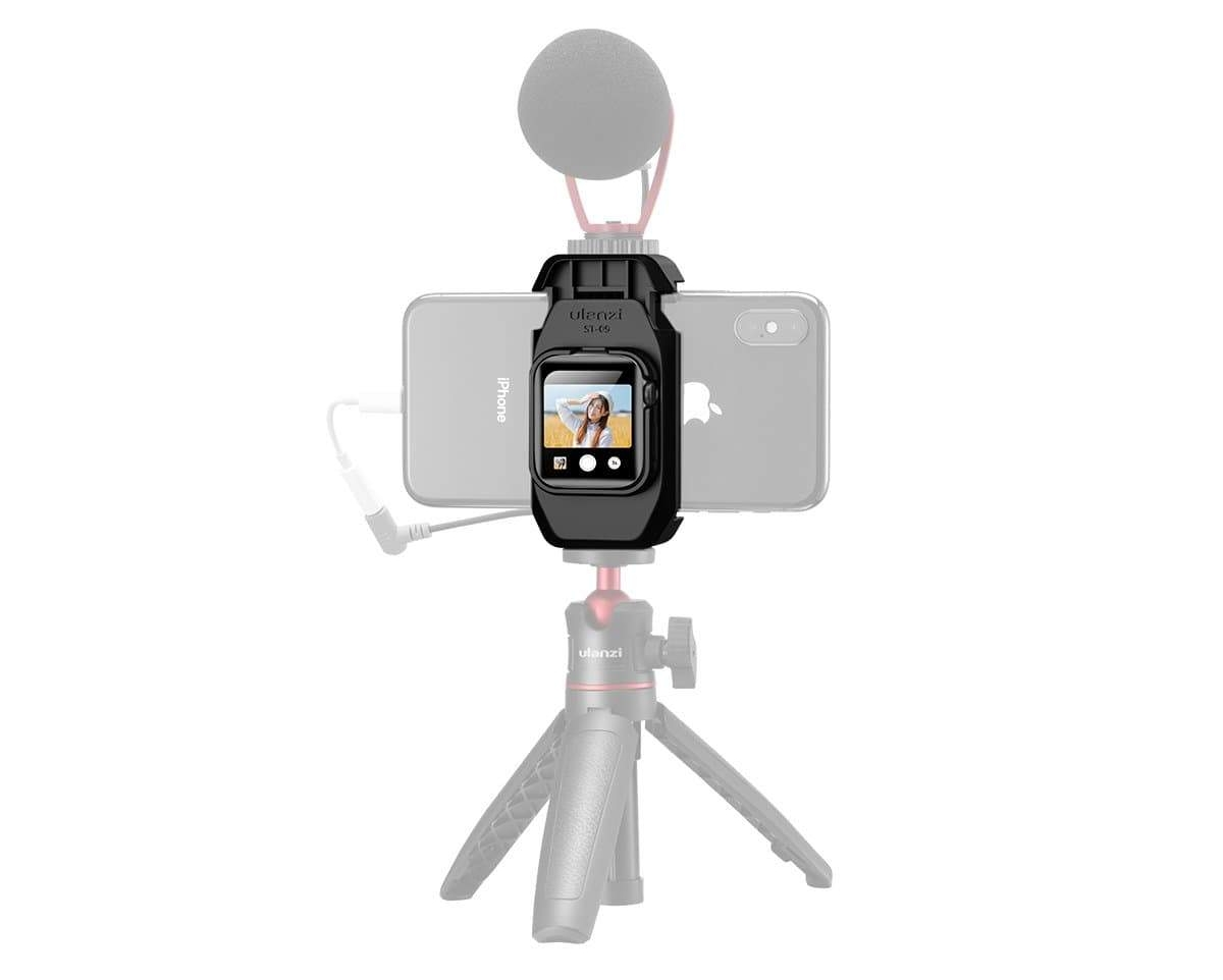 Ulanzi ST-09 Phone Tripod Mount iPhone Apple Watch
