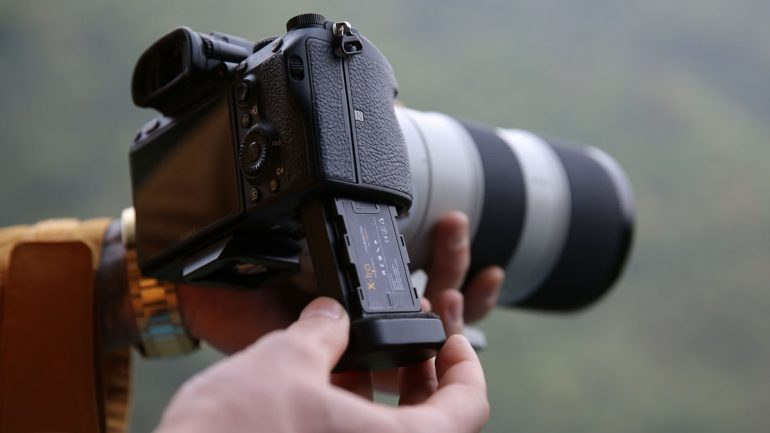 X-tra digital camera battery crowdfunded