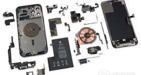 iPhone 12 Pro Max teardown iFixit