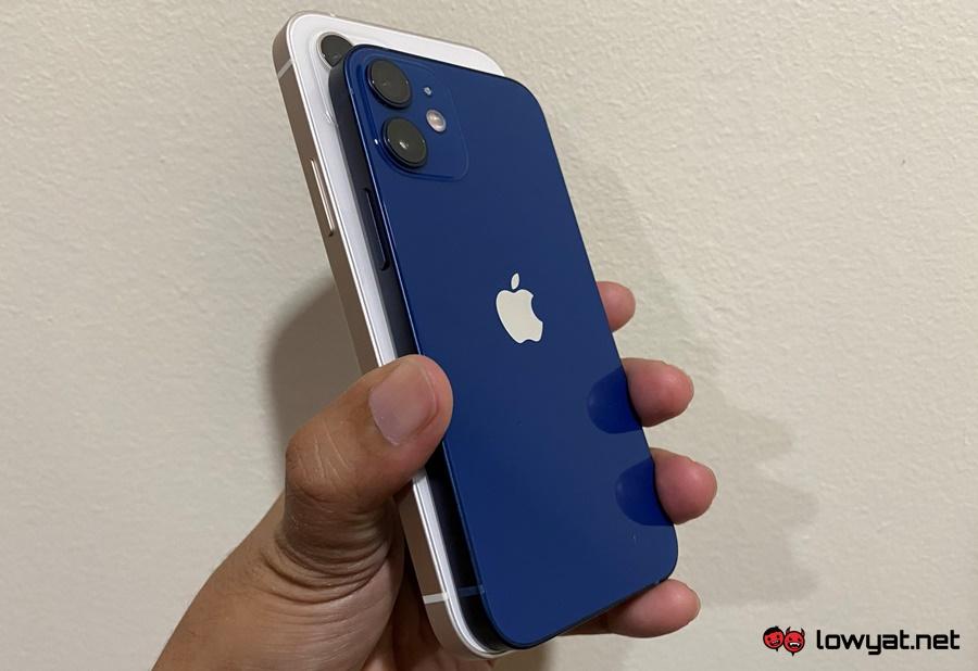 iPhone 12 and mini