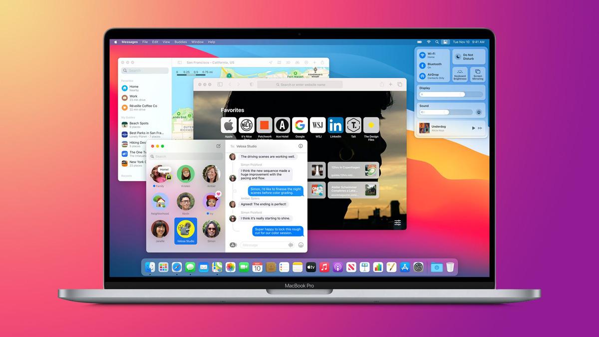 macOS big sur brick Apple 13-inch MacBook Pro