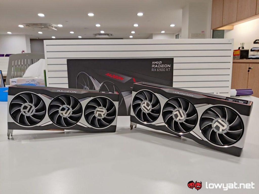 AMD Radeon RX 6900XT vs 6800xt