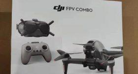 DJI FPC racing drone box