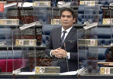 Dewan Rakyat Education Minister Mohd Radzi Md Jidin