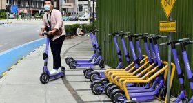 E-scooters to be banned on Kuala Lumpur roads 1 January 2021