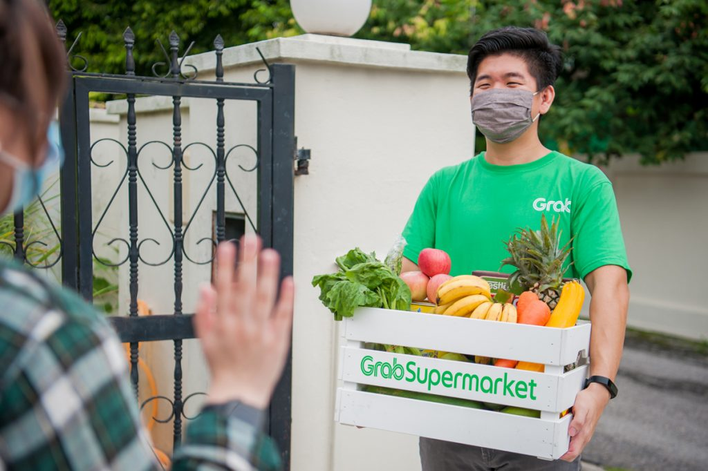 GrabSupermarket Grab Launches Klang Valley