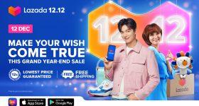 Lazada 12.12 Grand Year-End Sale Tech Deals