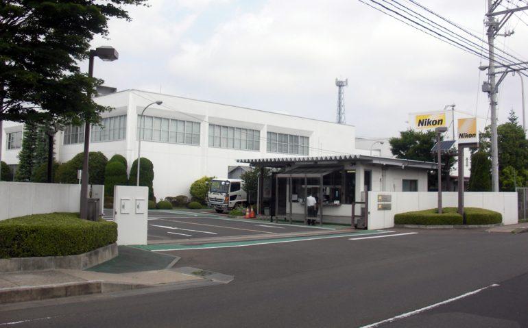 Nikon End Camera Production Japan Shift Thailand