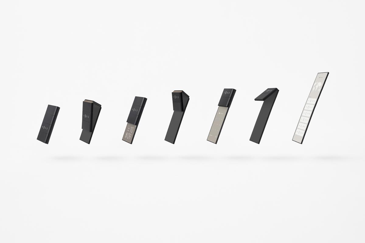 OPPO Slide-Phone Concept