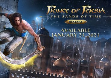 Prince of Persia Sands of Time remake