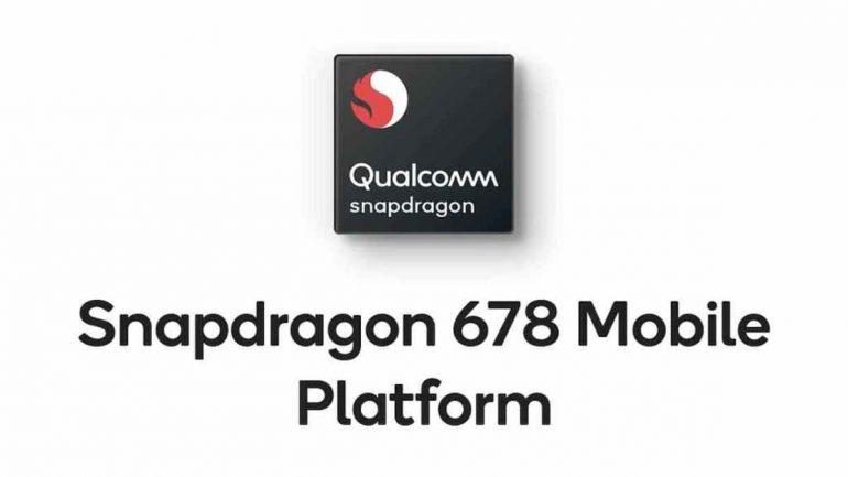 Qualcomm Snapdragon 678 Chipset