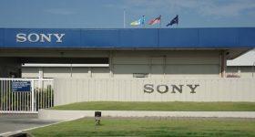 Sony Perai factory