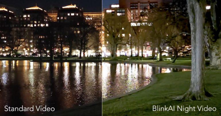 Xiaomi Mi 11 Night Video Mode AI