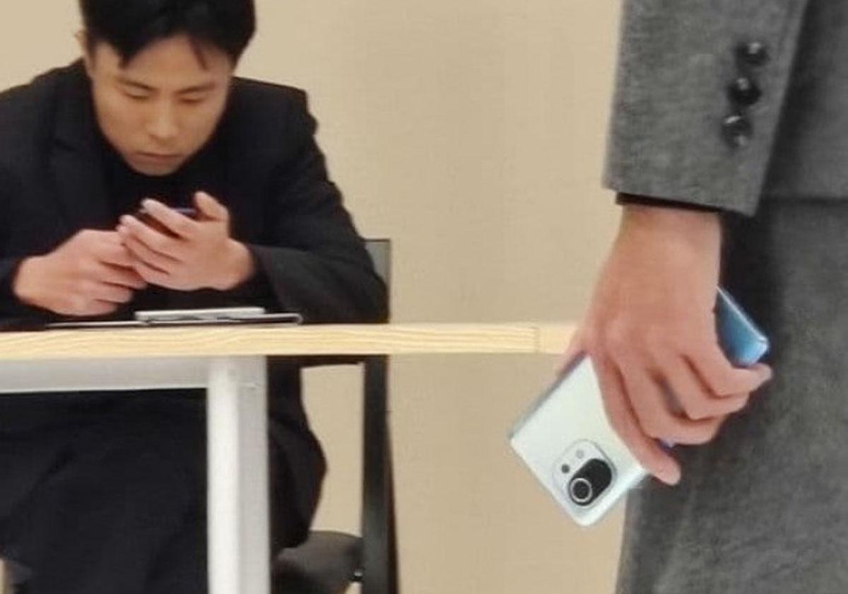Xiaomi Mi 11 Seen In The Wild