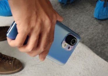 Xiaomi Mi 11 Seen In The Wild