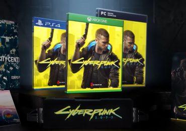 Cyberpunk 2077 boxes