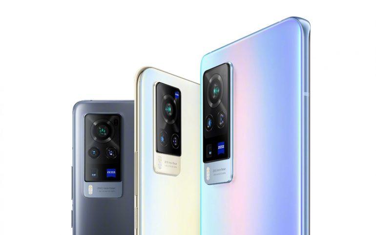 vivo X60 smartphone official china