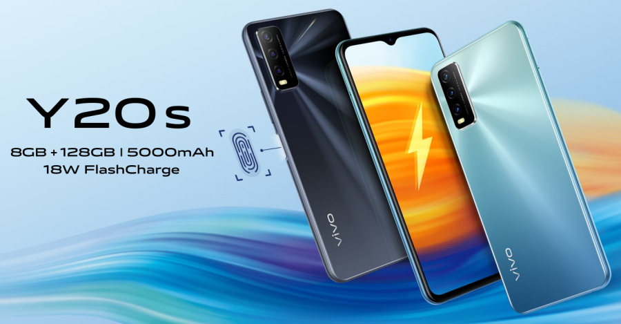 vivo Y20s With 8GB RAM Now In Malaysia For RM 899 | Lowyat.NET