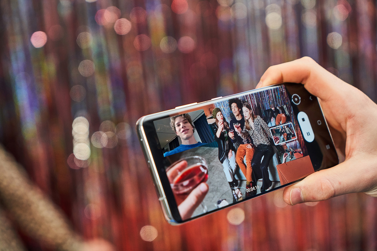 Samsung Galaxy S21 Series Redefine Mobile Imaging Experience