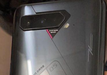 ASUS ROG Phone Live Photo Gaming Smartphone 2021