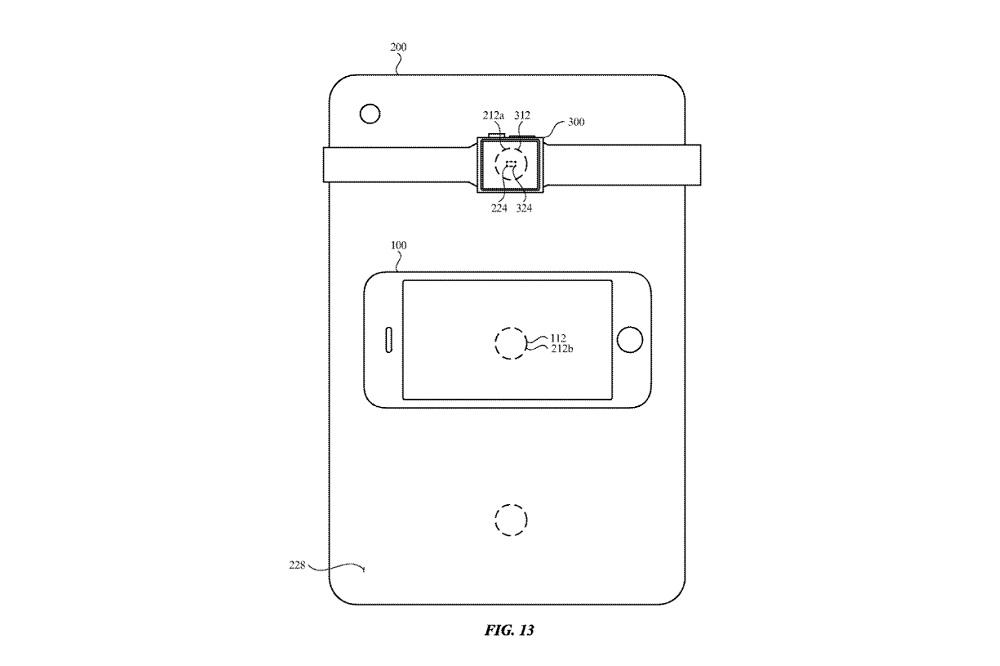 Apple Patent iPad wireless charging