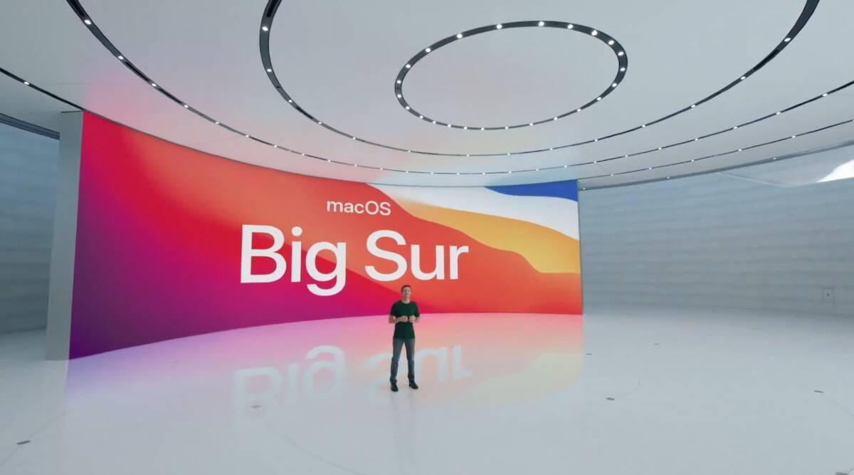 Apple macOS Big Sur MacBook Mac