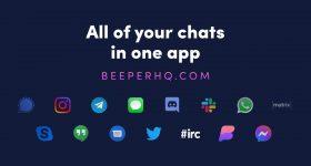 Beeper App 15 Messengers In One