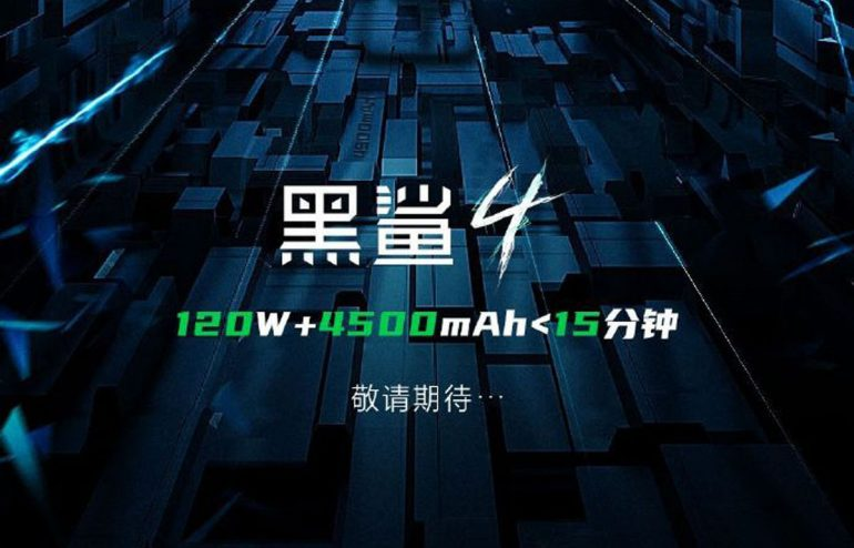 Black Shark 4 Battery Fast Charging Gaming Smartphone