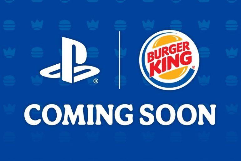 Burger King Malaysia PlayStation promo