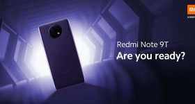 Xiaomi Teases Redmi Note 9T