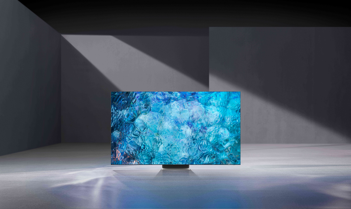 Samsung Neo QLED Smart TV Technology