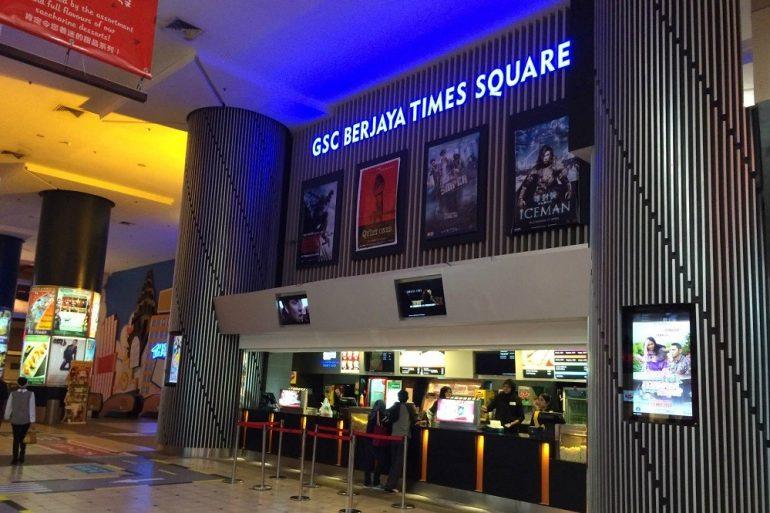 GSC Berjaya Times Square 2