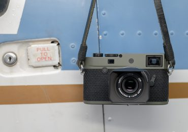 Leica M10-P Reporter Edition Kevlar