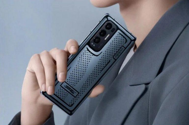 OPPO Reno5 Pro Plus Artist Limited Edition China