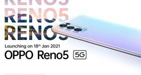 OPPO Reno5 Series Malaysia January Price