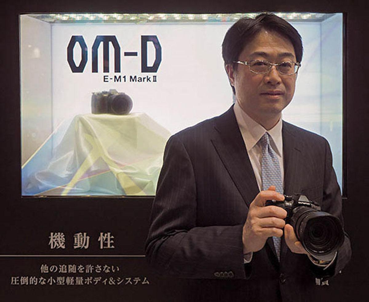 Olympus JIP Inc Imaging Business OM Digital Solutions