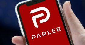 Parler Trump social media platform